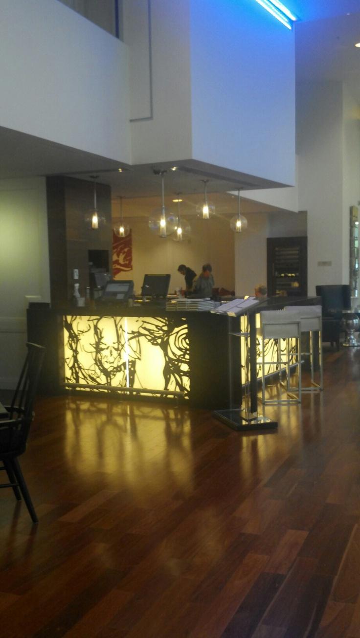 Beautiful Decor@ Renaissance Hotel In Baton Rouge!