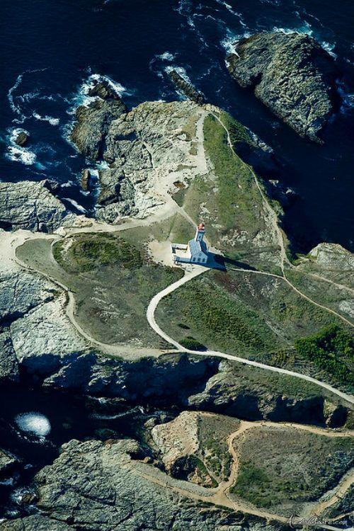 Pointe des Poulains, Belle Ile en Mer, Morbihan