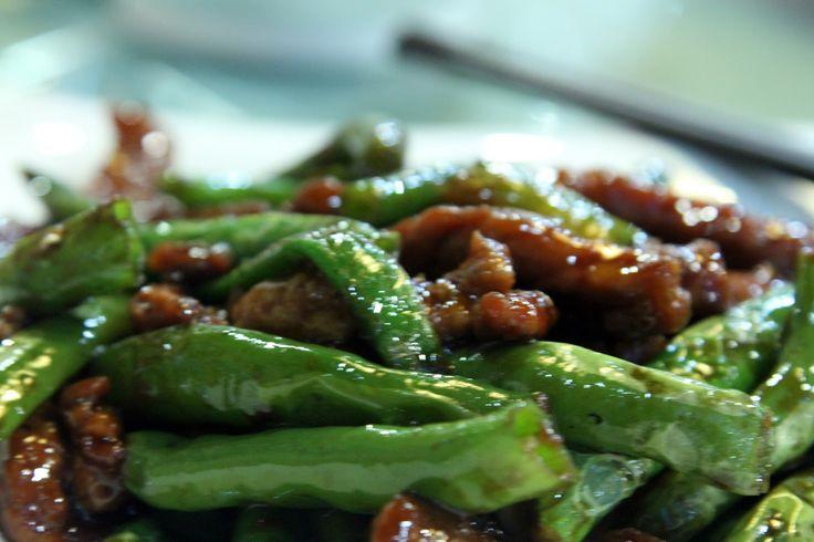 Resep Masakan Sayuran: Tumis Buncis - Resep Masakan Terbaru 2015