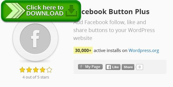 [ThemeForest]Free nulled download Facebook Button Plus from http://zippyfile.download/f.php?id=43120 Tags: ecommerce, add share button, facebook, facebook button icon, facebook buttons, Facebook plugin, follow, follow button, like, like button, share, share button, social buttons