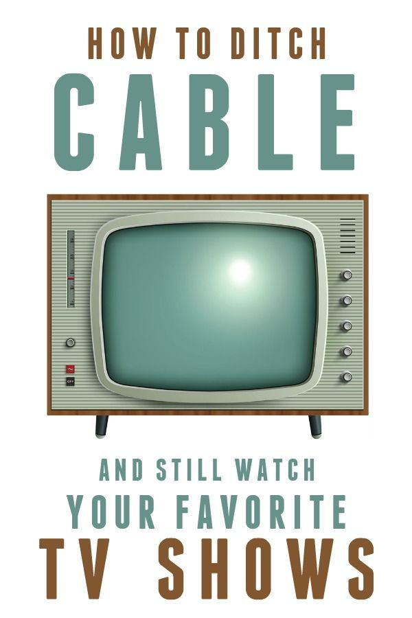 How to Ditch Cable and Still Watch Your Favorite TV Shows -- Learn which streaming services and devices will work best for you. Get rid of cable or satellite and save some serious money!