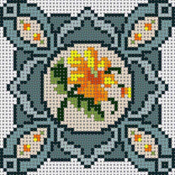 Flower Coaster #3