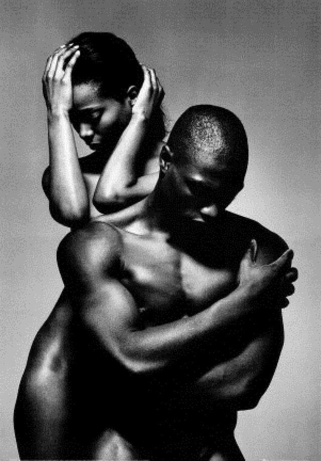 Strong women interracial romance