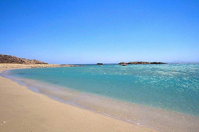 Manganari beach @ Ios island - Greece