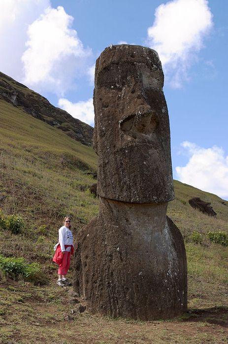 Остров Пасхи. Национальный парк «Рапа-Нуи»