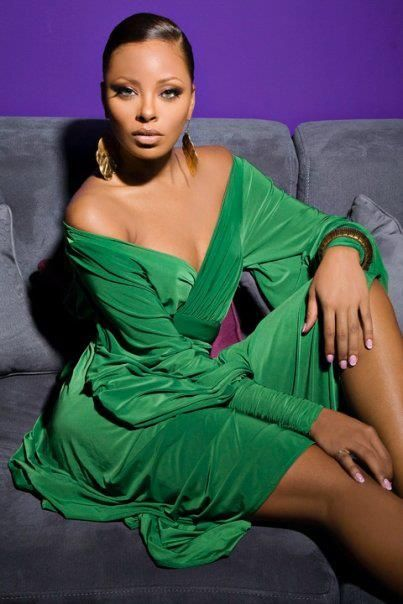 Hollywood Actress Eva Marcille Pigford