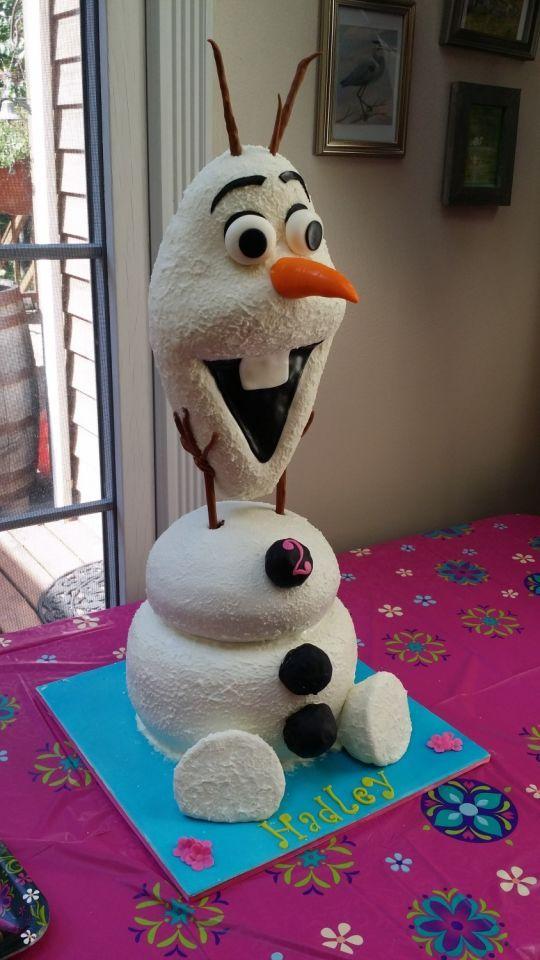 De jó Olaf torta :3