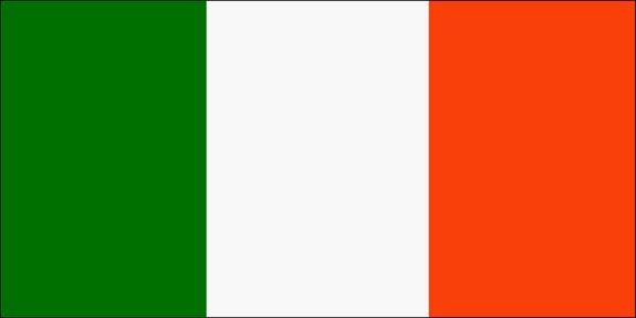 Irish Flag Cake Pops