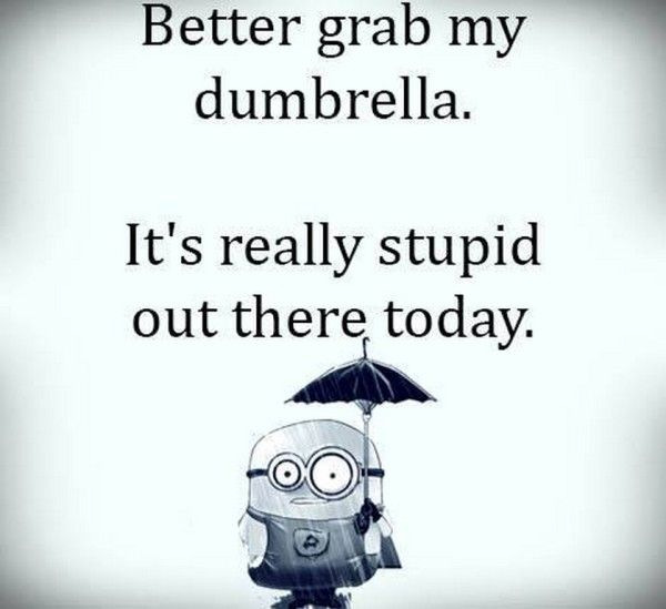 Comical Minions images with quotes (07:13:28 PM, Monday 03, August 2015 PDT) –…