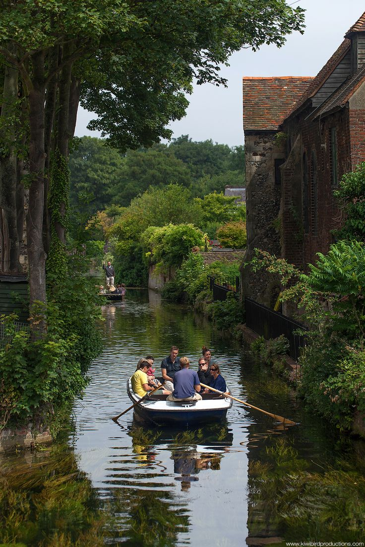 Canterbury - River Stour (via www.kiwibirdproductions.com)