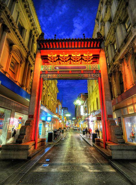 Melbourne Chinatown | Flickr - Photo Sharing!