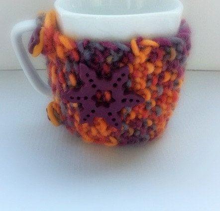 Mug cozyMug WarmerMug HugChristmas Mug Cozy by Vissinokipos