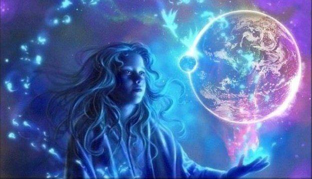 El Rincon de mi Espiritu: La New Age ofrecía cristales, energías, luces... p...