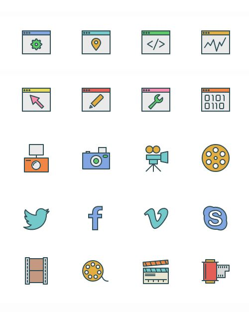 Freebie: Swifticons Icon Set (92×3 Icons in AI, Sketch, PNG, SVG, EPS and PDF formats) — @smashingmag