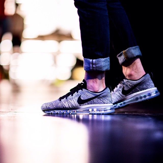 ... sneakers running shoes instagram picture of nike flyknit air max ...