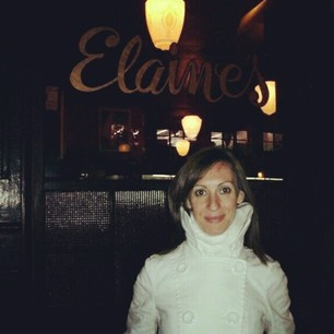 Elaine's in NY