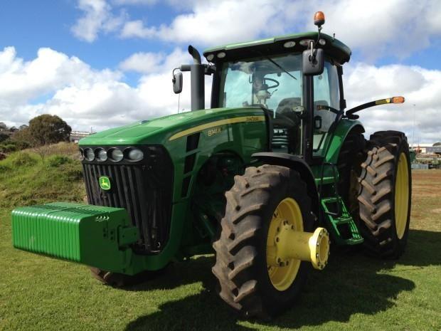 John Deere Heavy Equipment | Used 2010 John Deere 8345 Tractor for sale → John deere 8345