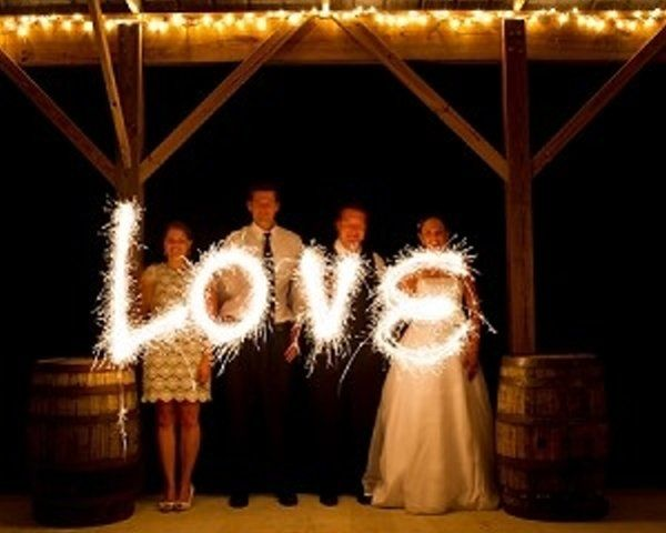 Event Inspiration: Wedding Sparklers » OCCASIONS OCCASIONS