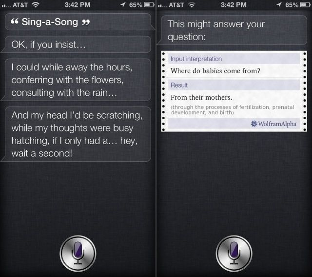 Funny Question And Answer Jokes: Funny Things To Ask Siri, From Jokes To Easter Eggs [iOS