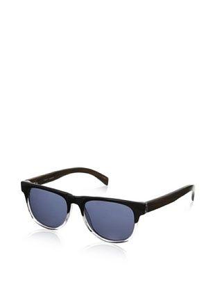 69% OFF Ivory + Mason Men's Arden Sunglasses, Black Crystal/Walnut