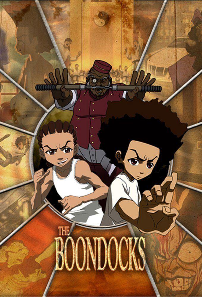 The Boondocks - Season 2 (2007)