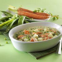 Creamy Turkish vegetable soup