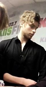 IS THERE A REASON AS TO WHY YOU DID THAT LUKE DAMN STOP