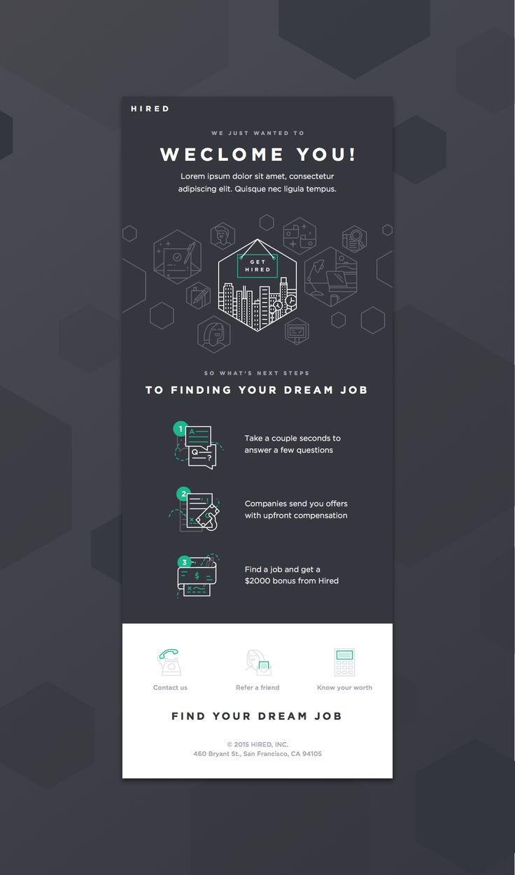 37 best email template images on Pinterest   Email templates, Email ...