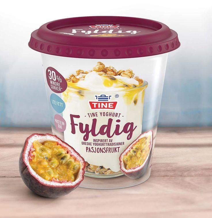 Fyldig / Tine