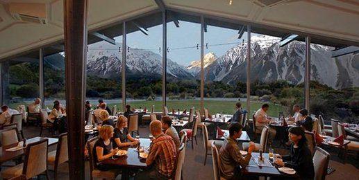 Hermitage Hotel Aoraki Mt Cook Weddings www.theweddingcompany.co.nz