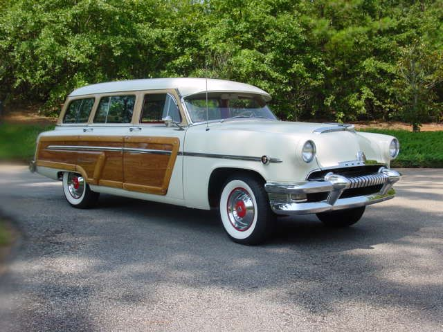 "1954 Mercury Monterey ""Woody"" Wagon"