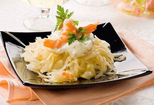 Изысканные кушанья из белокочанной капусты