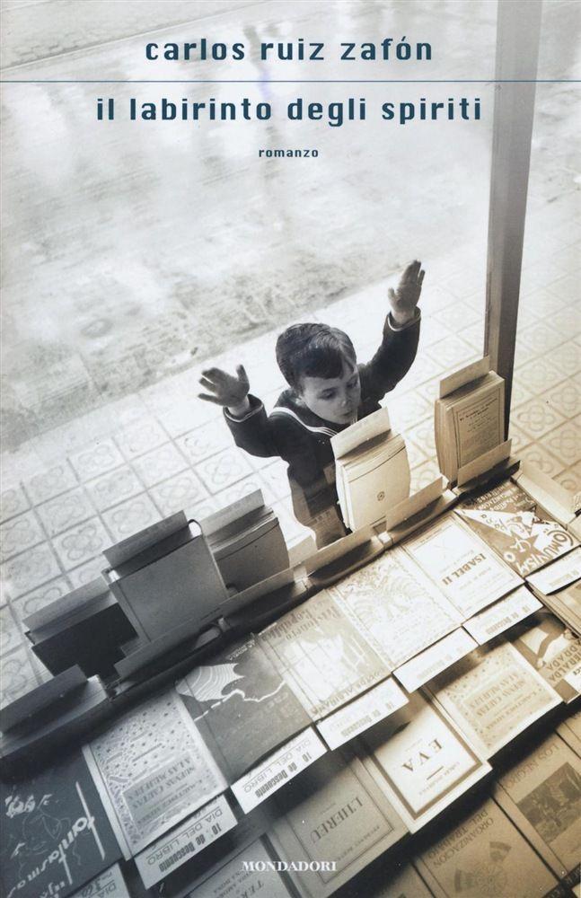 Il labirinto degli spiriti di Carlos Ruiz Zafon Angolo libri
