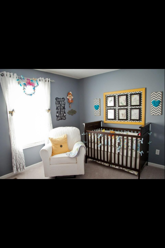 """""""Vintage Disney"""" baby room (created by Ashley Vesely)"""