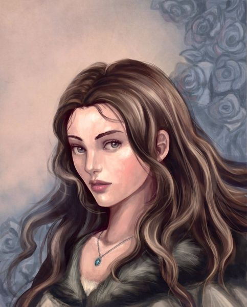 Lyanna Stark – Game of Thrones Wiki - TNT, HBO, George RR Martin, Serie, Westeros