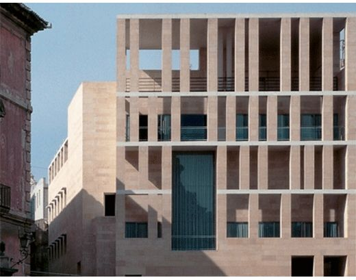 Murcia City Hall_Murcia |Rafael Moneo
