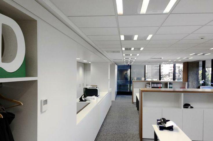 Deichmann, oficinas, Barcelona © Circular Studio