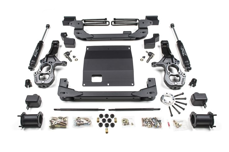 """New 5.5"""" 2015 Chevy Colorado/GMC Canyon lift kit joins the current 1.25"""" leveling kit, 1.5"""" body lift, and 2.75"""" combo kit. Allows up to 33"""" tires."""