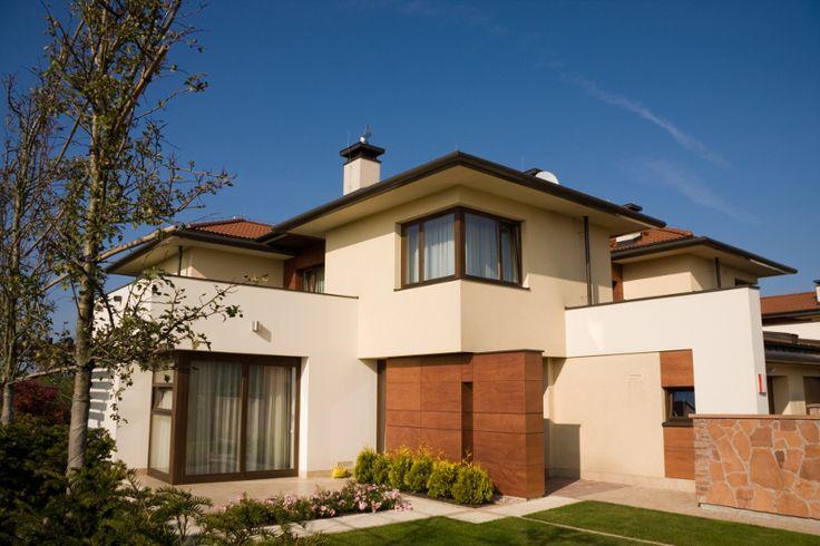 Ravalement façade : Quels enduits choisir #enduit #facade #ravalement http://www.habitatpresto.com/construction-renovation/ravalement-facades/997-type-enduit-exterieur