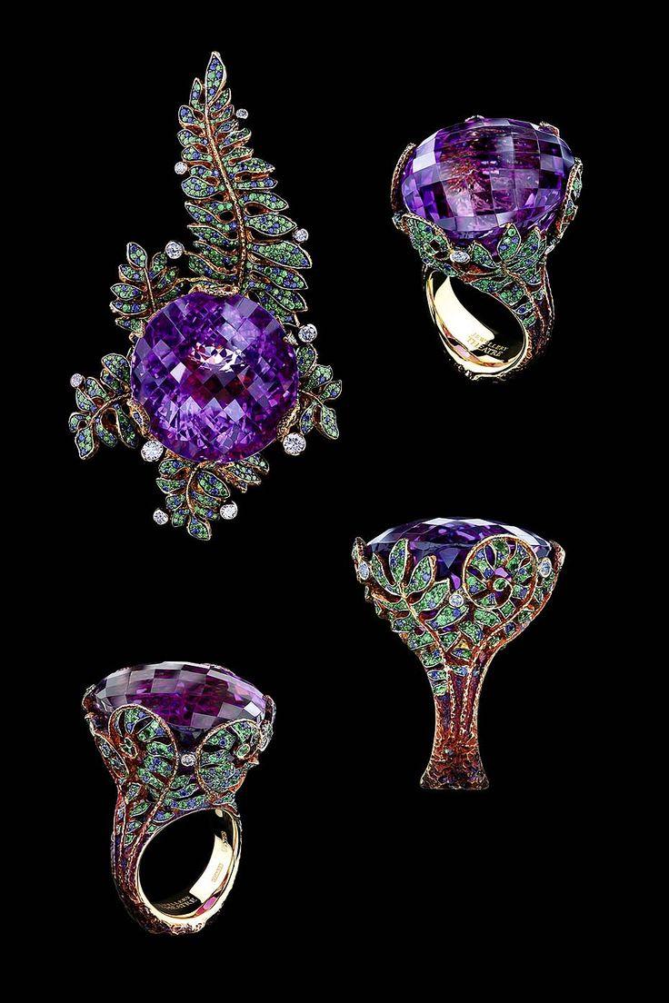 The enchanting jewels of Beijing and Hong Kong based jeweller Bao Bao Wan | The Jewellery Editor