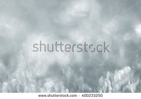 Blurred ice noked silvery background ideal for cards and greetings