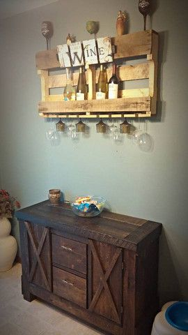 DIY Wood Working Projects: Sideboard