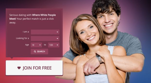 'Where White People Meet' Online Dating Website Founders Insist They Are Not 'Racist'
