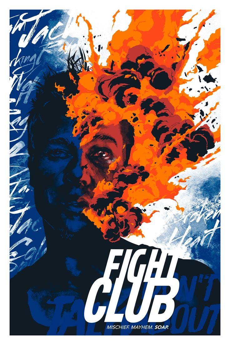 Joshua Budich - Fight Club