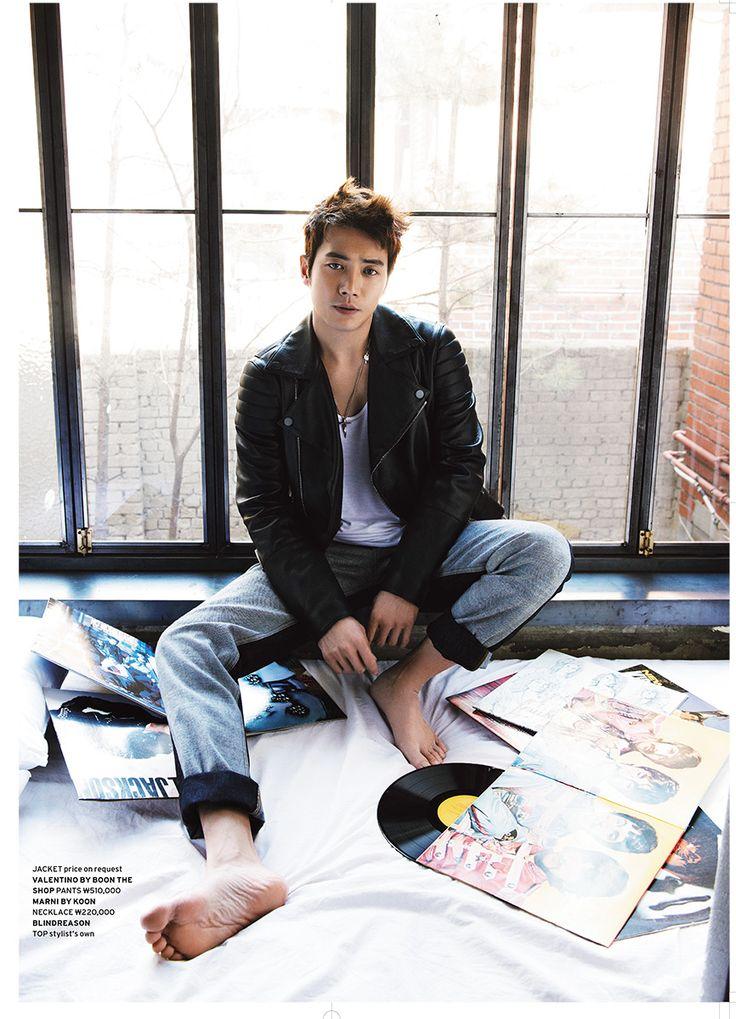 2015.02, GEEK, Joo Sang Wook