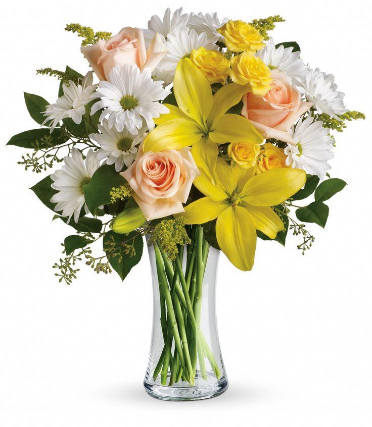 Spring - Daisies & Sunbeams - Flowerama Columbus - Columbus Florist - Same Day Flower Delivery