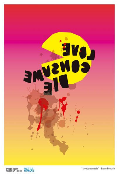 """3/10/2012 - 14/12/2012 """"De paso en la Tierra"""""""