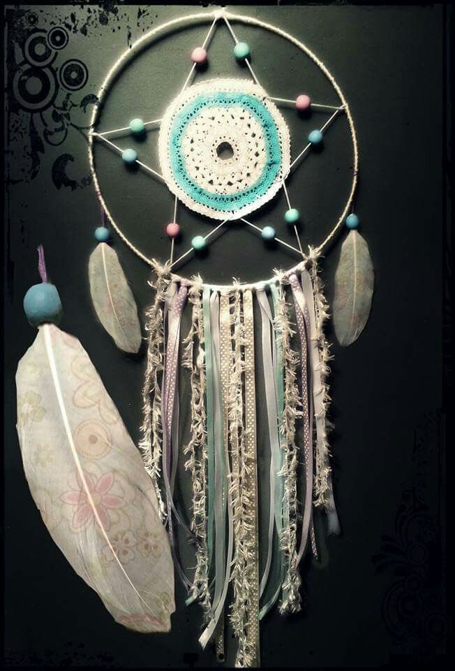 Funky dream catcher