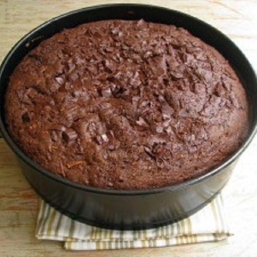 Bolo de Chocolate Funcional sem Glúten e sem Lactose: receita fácil e simples sem farinha de trigo e sem leite! Confira!