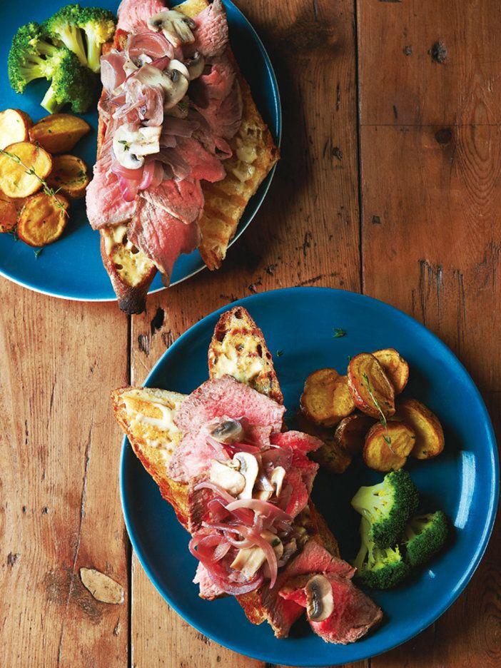 ワインにもぴったりな、ごちそうサンド|『ELLE a table』はおしゃれで簡単なレシピが満載!